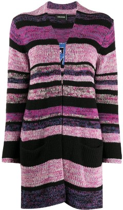 Zadig & Voltaire Marilou striped cardigan