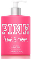 PINK Fresh & Clean Body Lotion