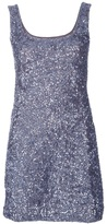 P.A.R.O.S.H. sequinned dress