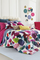 BLUEBELLGRAY Red Violet Abstract Comforter Set - Twin/Twin XL