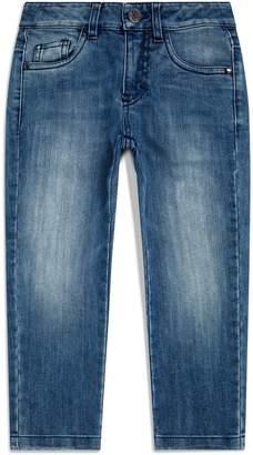 Roberto Cavalli Tiger Patch Jeans