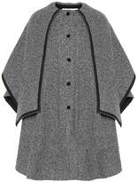 See by Chloe Wool-blend cape