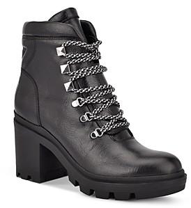 Marc Fisher Women's Kini Block Heel Booties - 100% Exclusive