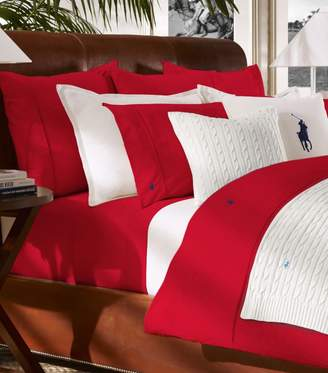 Ralph Lauren Player King Housewife Pillowcase Pair (50cm x 90cm)