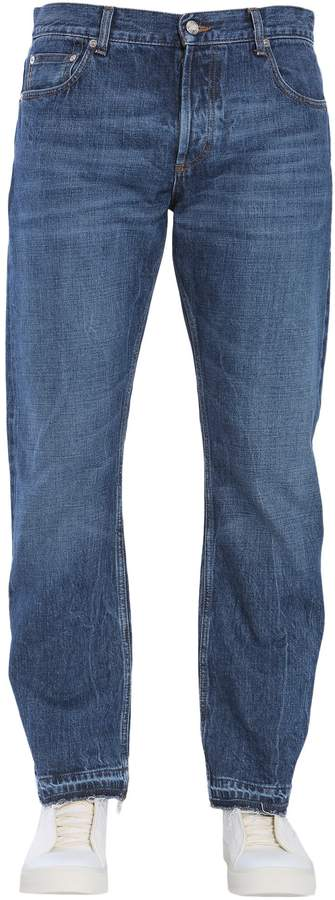 Alexander McQueen Five Pocket Jeans