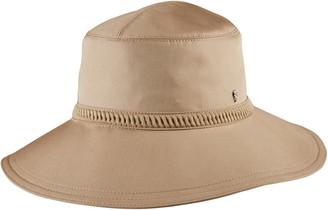Helen Kaminski Francine Water Resistant Wide Brim Hat