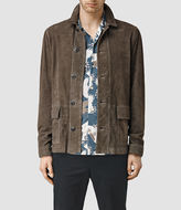 AllSaints Delta Suede Jacket