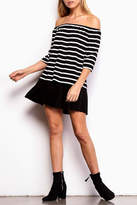 BB Dakota Adley Striped Top