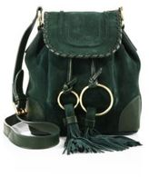 See by Chloe Small Polly Suede Bucket Bag