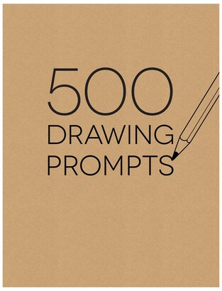 Picadilly 500 Drawing Prompts Journal