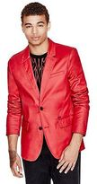 G by Guess GByGUESS Men's Armel Coated Blazer