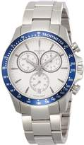 Tissot Men's 42mm Steel Bracelet & Case S. Sapphire Quartz -Tone Dial Watch T1064171103100