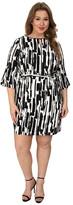 Tahari by Arthur S. Levine Plus Size Pauline Dress