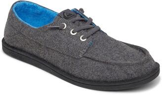 Quiksilver Harbor Dredged Slip-On Shoe