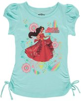 "Disney Elena of Avalor Little Girls' ""Lead with Kindness"" Top"