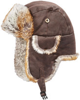 Woolrich Men's Weathered Trapper Hat