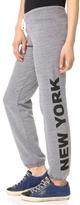 Monrow New York Heather Vintage Sweats