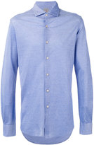 Xacus slim-fit shirt - men - Cotton - 42