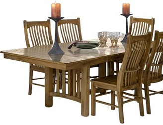 Millwood Pines Linda Extendable Dining Table