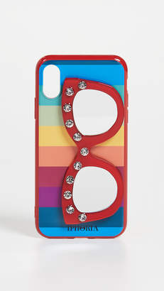 IPHORIA Sunglasses Mirror iPhone X / XS Case