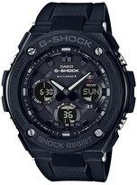 G-Shock G-Steel Stainless Steel Black Resin Watch