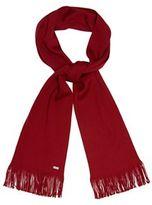 J By Jasper Conran Red Merino Wool Scarf