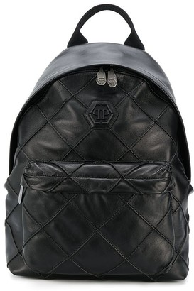 Philipp Plein Geometric backpack