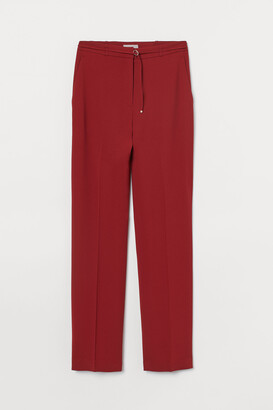 H&M Belted Pants
