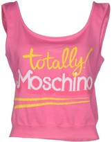 Moschino Tank tops - Item 12049543