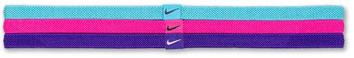 Nike Elastic 3-Pack Headbands