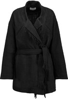 IRO Cauley cotton-tweed coat
