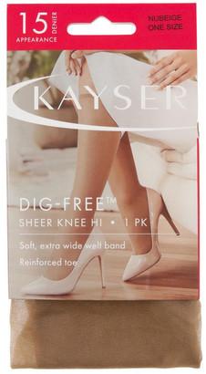 Kayser Dig-Free Sheer Knee Hi HY4K1N