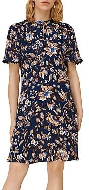 Whistles Prairie Blossom Printed Dress