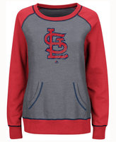 Majestic Women's St. Louis Cardinals Everything & More Sweatshirt