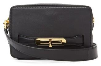 Alexander McQueen The Myth Leather Cross-body Bag - Black