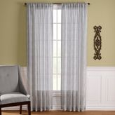 Bed Bath & Beyond Lexington Harbor Rod Pocket Window Curtain Panel