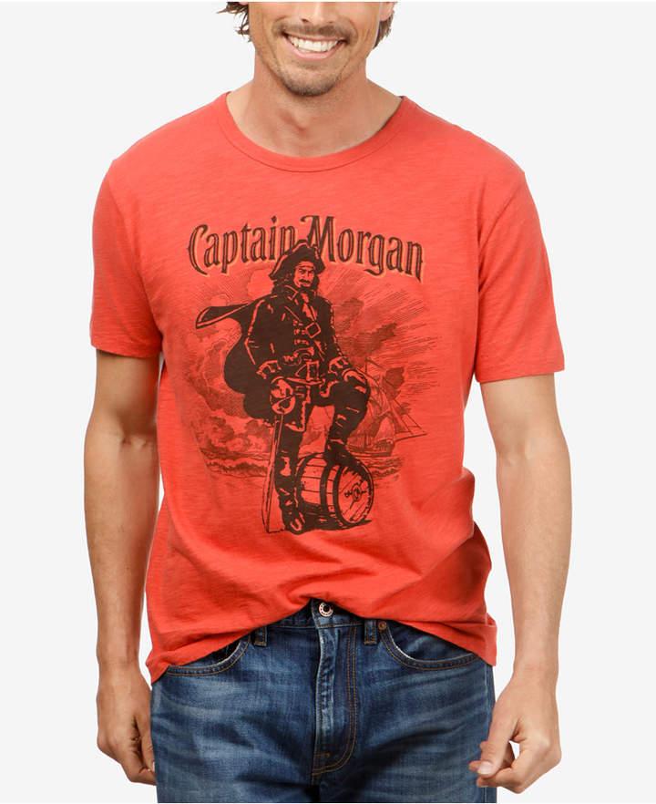 Lucky Brand Men's Captain's Graphic-Print T-Shirt