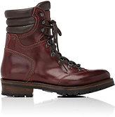 "Project TWLV Men's ""Reflex"" Hiking Boots-BURGUNDY"