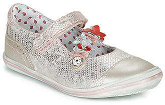 Catimini STROPHAIRE girls's Shoes (Pumps / Ballerinas) in Pink
