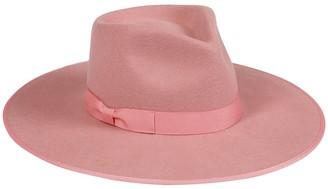 LACK OF COLOR Felted Wool Brim Hat