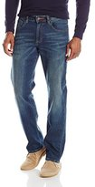 Lee Men's Big-Tall Modern Series Straight-Fit Knit Jean