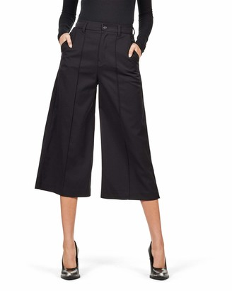 G Star Women's Pintuck Culotte Trouser