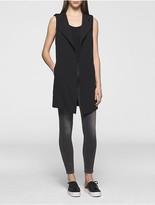 Calvin Klein Soft Flyaway Vest