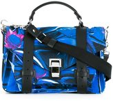Proenza Schouler 'PS1' satchel - women - Leather/Nylon - One Size