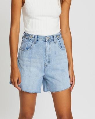 Ziggy Denim Hi & Loose Shorts