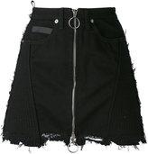 Marcelo Burlon County of Milan 'Ayelen' mini skirt - women - Cotton/Spandex/Elastane - 25