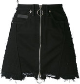 Marcelo Burlon County of Milan 'Ayelen' mini skirt - women - Cotton/Spandex/Elastane - 26