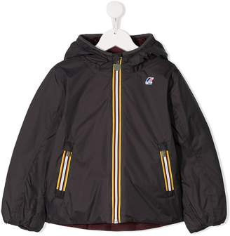 K Way Kids Jacques thermal reversible jacket