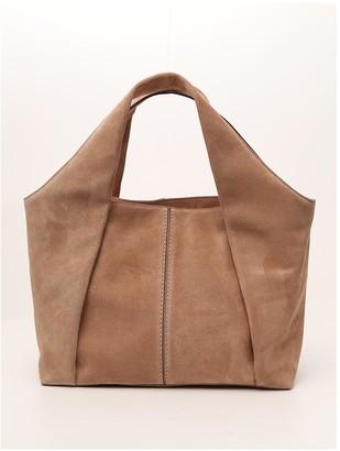 Tod's Shirt Large Shopping Bag