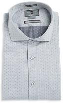 Black Brown 1826 Slim Fit Dress Shirt